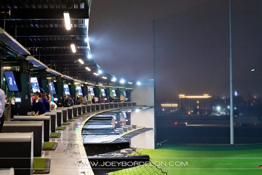 Top Golf Baton Rouge's bay area (72 in total)